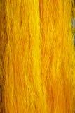 Золотой тайский шелк Стоковая Фотография