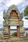 Золотой треугольник в Таиланде Стоковые Изображения