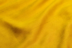 Золотой шелк стоковое фото rf