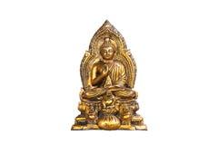 Золото Будда Стоковое Изображение