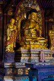золото Будды Стоковое фото RF