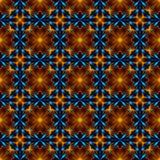 Золото искусства абстрактное яркое фиолетовое Стоковая Фотография RF