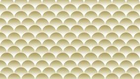 Золото и белая предпосылка текстуры, обои Стоковая Фотография