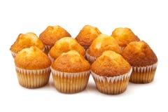 Золото пирожных Стоковая Фотография