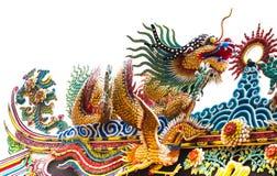 Золото дракона Стоковое Изображение RF
