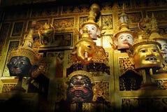 Золото цивилизации Стоковые Фото