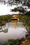 Золото Япония замка Стоковые Фото