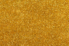 золото яркия блеска Стоковое Изображение RF