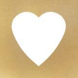 Золотые текстура и рамка Стоковые Фотографии RF