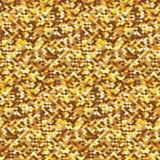 Золотые sequins Стоковое фото RF