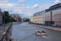 Зодчество Москва Стоковые Изображения RF