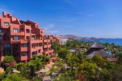 Зодчество на острове Tenerife - Canaries Стоковая Фотография RF