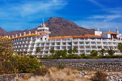 Зодчество на острове Tenerife - Canaries Стоковое Изображение