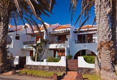 Зодчество на острове Tenerife - Canaries Стоковое Изображение RF