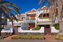 Зодчество на острове Tenerife - Canaries Стоковые Изображения RF