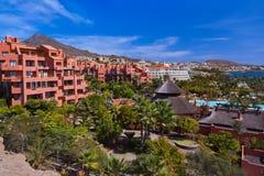 Зодчество на острове Tenerife - Canaries Стоковое фото RF