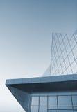 зодчество самомоднейшее Здание в высокотехнологичном стиле Стоковая Фотография