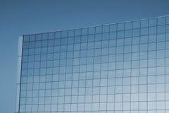 зодчество самомоднейшее Здание в высокотехнологичном стиле Стоковые Изображения RF