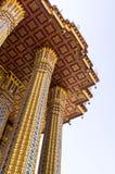 Зодчество Таиланда стоковые фотографии rf