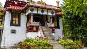 зодчество Тибет Стоковое Фото
