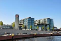 зодчество berlin самомоднейший Стоковая Фотография