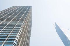 зодчество Hong Kong Стоковые Фото