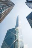 зодчество Hong Kong Стоковые Фотографии RF