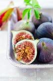 Зрелая свежая смоква Стоковая Фотография