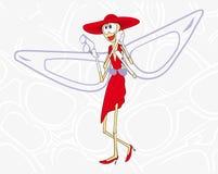 зрелища dragonfly Стоковые Фото