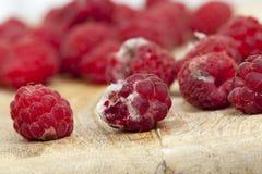 зрелое естественных поленик предпосылки красное Стоковая Фотография