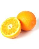 зрелое плодоовощ померанцовое Стоковые Изображения RF