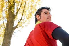 Зрелость красивого спортсмена Стоковая Фотография RF