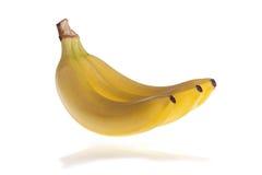 Зрелые бананы Стоковое Фото