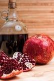 Зрелые вениса и вино Стоковые Фотографии RF