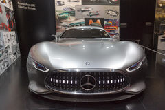 Зрение 2013 Мерседес-Benz Gran Turismo стоковые изображения