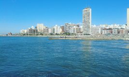 Зрение пляжа Стоковые Фотографии RF