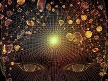Зрение разума Стоковая Фотография RF