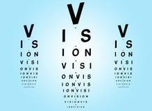 зрение Стоковая Фотография RF