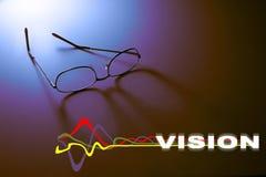 зрение Стоковые Изображения RF