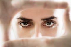 зрение Стоковое Фото