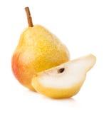 Зрелая груша Стоковое Фото