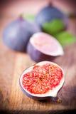 Зрелая свежая смоква Стоковые Фотографии RF