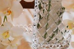 Зрелище ваз цветка в комнате Стоковое Изображение