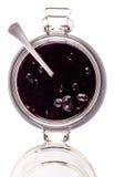 Зрелое варенье смородины на a Стоковое Изображение RF