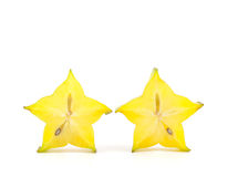 Зрелое яблоко звезды Стоковые Фото
