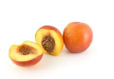 Зрелые персики Стоковая Фотография RF