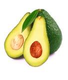 Зрелый авокадо  Стоковое Изображение RF