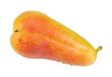 Зрелый изолированный плодоовощ груши Стоковое Фото