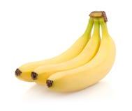 Зрелый пук бананов Стоковые Изображения