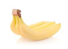Зрелый пук бананов Стоковое Фото